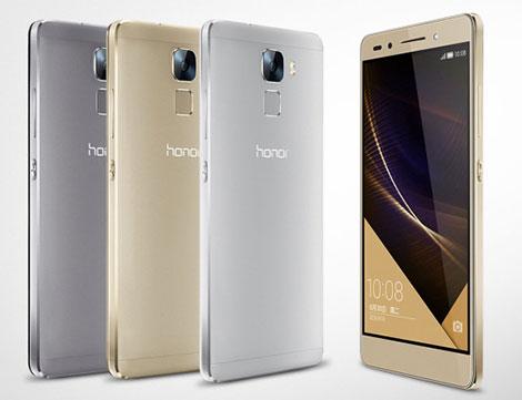 هاتف Huawei Honor 7 متوفر الآن للشراء عالمياً