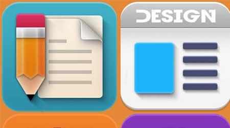 صورة تطبيق Design & Flyer Creator لتصميم الأيقونات والماركات بصورة احترافية – مميز ورائع