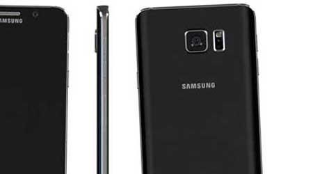 صور صحافية مسربة لجهاز Galaxy Note 5