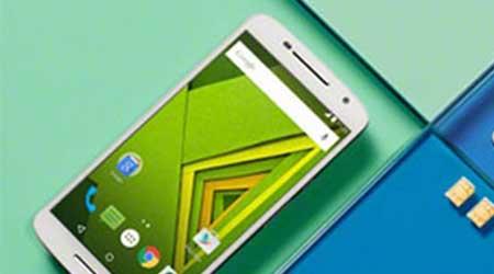 صورة الإعلان رسمياً عن هاتف Motorola Moto X Play !