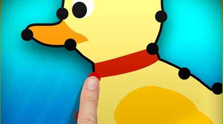لعبة وصّل النقاط - من أفضل الألعاب التعليمية للأطفال - للأيفون والأندرويد مجانا