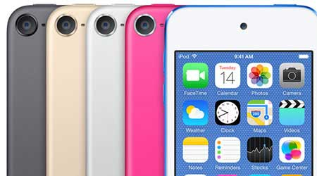 Photo of تعرف على الإصدار الجديد من جهاز الآيبود تاتش iPod Touch 6th !