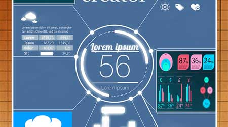 صورة تطبيق Logo & Design Creator لتصميم الشعارات والبطاقات – جدا احترافي وراقي وهام