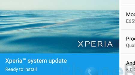 Photo of سوني ترسل تحديث لجهاز Xperia Z3+ لحل مشكلة الحرارة
