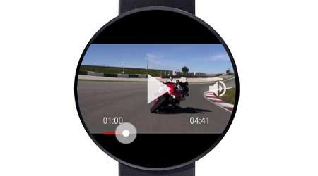 Photo of تطبيق رائع لتشغيل الفيديو على ساعات الأندرويد وير
