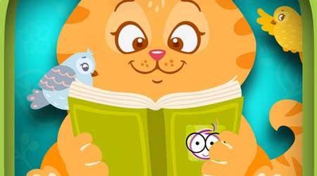 """تطبيق """"أنا أقرأ """": قصص أطفال تعليمية مفيدة"""