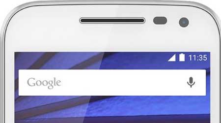 تسريب المزيد من صور جهاز موتورولا Moto G الجيل الثالث