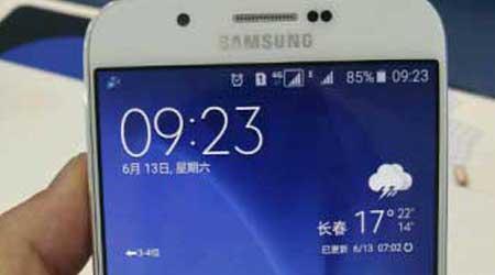فيديو مسرب: يستعرض جهاز سامسونج Galaxy A8