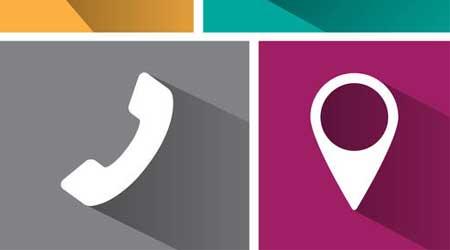 تطبيق دليلك - شامل لمعرفة رقم وعنوان أي شخص أو مكان من حولك، مميز ومجاني