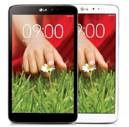 تسريب مواصفات الجهاز اللوحي LG G Pad 2 !