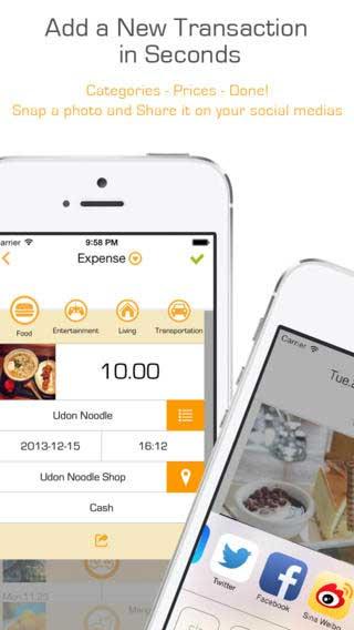 تطبيق Wealthy لمتابعة مصاريفك اليومية باحترافية - مجانا لوقت محدود