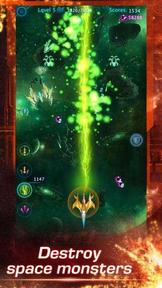 لعبة Odyssey لمحبي حروب الفضاء المتعة والتسلية هنا - مجانا لوقت محدود