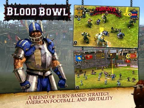لعبة Blood Bowl الحربية والاستراتيجية - مجانا لوقت محدود