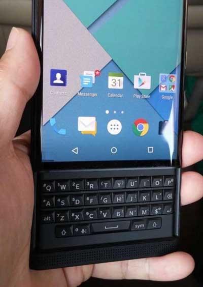 صور مسربة: جهاز BlackBerry Venice سيحمل كاميرا 18 ميجابيكسل