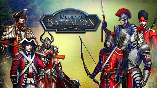 لعبة Medieval Battalion PRO - حروب ملحمية استراتيجية ممتعة