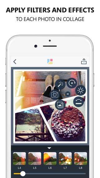 تطبيق Layapp Pro لدمج الصور وتحريرها