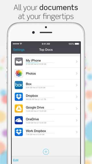 تطبيق TOP Docs المتألق لتحرير وإدارة المستندات - مجاني ومميز وهدية من أخبار التطبيقات