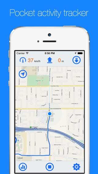 تطبيق Route Map لمتابعة نشاطك على الخريطة - مجانا لوقت محدود