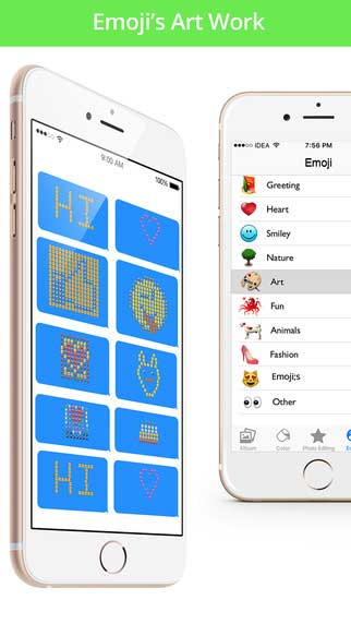 تطبيق Stickers ملصقات والفيسات المذهلة للواتس آب وتطبيقات الدردشة - رائع للجميع