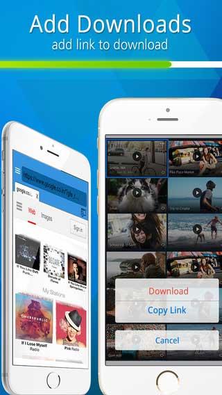 تطبيق Video Downloader: لتحميل الملفات من الانترنت وإدراتها - جدا رائع وصاحب تقييم عالي
