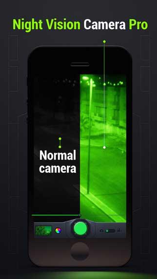 تطبيق Night Vision Camera PRO للتصوير في الوضع الليلي - رائع جدا