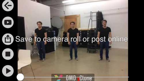 تطبيق DMD vClone لتكرار صورتك في الصورة الواحدة - جدا مميز - مجانا