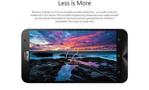 عرض رائع على جهاز ASUS ZenFone 2 - سارع بالحجز