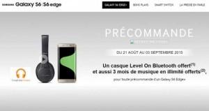 الطلب المسبق على +Galaxy S6 Edge يوم 21 أغسطس