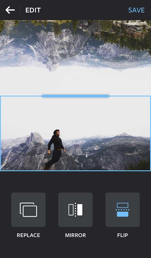 تطبيق Layout from Instagram: Collage لدمج الصور على الانستغرام
