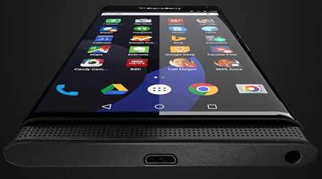 هاتف BlackBerry Venice : أول هاتف من بلاكبيري بنظام أندرويد !