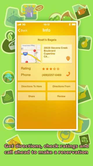 تطبيق Where To Eat? لإيجاد أفضل المطاعم - مجانا لوقت محدود