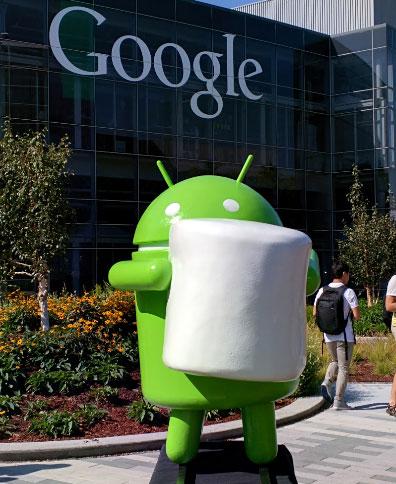 الإعلان رسمياً عن نظام Android M 6.0 تحت اسم Marshmallow !