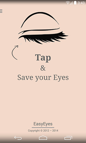 تطبيقات تحافظ على عينيك و تحميك من اضطرابات النوم عند استخدام الهاتف الذكي !