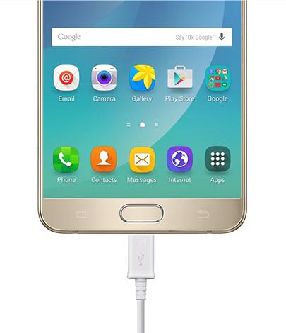 كم تدوم بطارية Galaxy Note 5 ؟