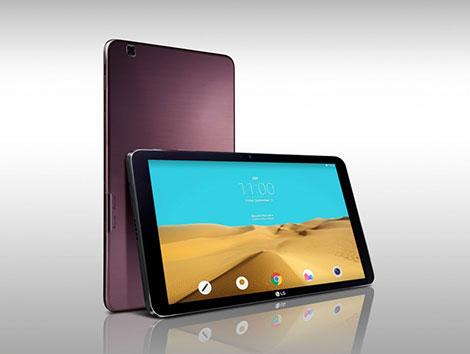 الإعلان رسمياً عن الجهاز اللوحي LG G Pad II بشاشة 10 إنش !