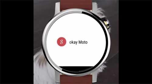صورة وفيديو مسربة لساعة موتورولا Moto 360 الجيل الثاني