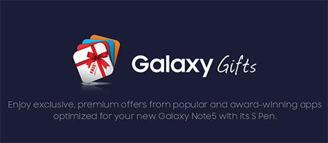هاتف Galaxy Note 5 و Galaxy S6 Edge Plus : الهدايا الكاملة من سامسونج !