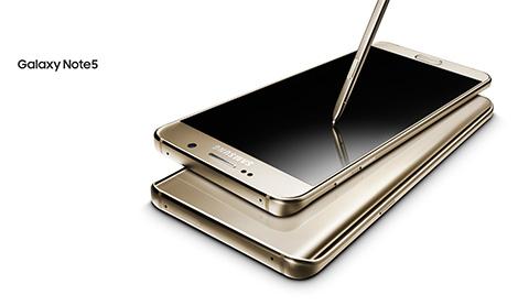 هاتف Galaxy Note 5 متوفر الآن للشراء في الأسواق العربية !