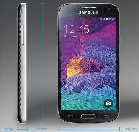 سامسونج تعلن عن هاتف Galaxy S4 mini Plus !