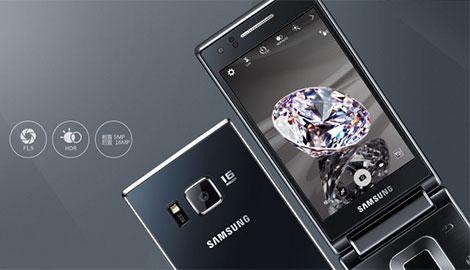 الإعلان عن هاتف Samsung G9198 بشاشتين مع قابلية الطي !