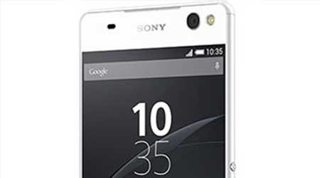 صورة الإعلان عن هاتف Sony Xperia C5 Ultra بمزايا تصوير ثورية !