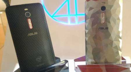 هاتف Asus Zenfone 2 Deluxe Special Edition : أول هاتف ذكي بسعة 256 جيجابايت !