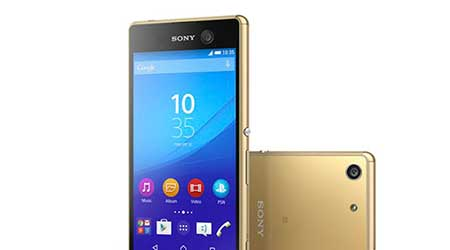 الإعلان رسمياً عن هاتف Sony Xperia M5 !