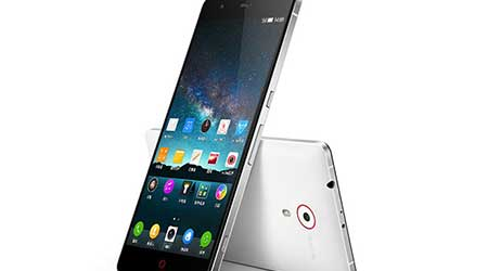 شركة ZTE تطرح هاتف Nubia Z7 بسعر مميز !