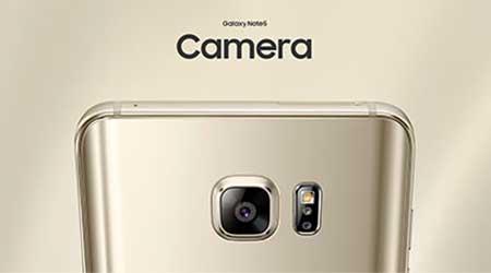 صورة هاتف Galaxy Note 5 : اختبار الكاميرا !