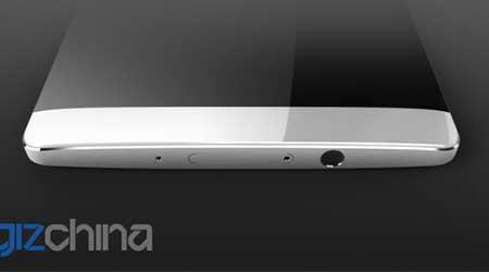 صورة تسريب: هواوي قد تصنع هاتف بشاشة منحنية بدون حواف