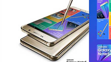 استمتع بتجربة واجهة Galaxy Note 5 و Galaxy S6 Edge Plus على هاتف الأندرويد الخاص بك !