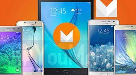 [ تسريبات ] : القائمة الأوّلية لأجهزة سامسونج التي ستحصل على Android Marshmallow !