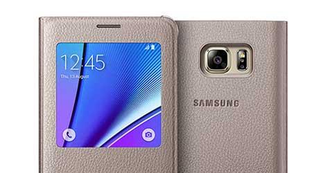 صورة أفضل الإكسسوارات الخاصة بهاتف Galaxy Note 5 من سامسونج !
