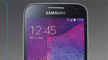 Photo of سامسونج تعلن عن هاتف Galaxy S4 mini Plus !